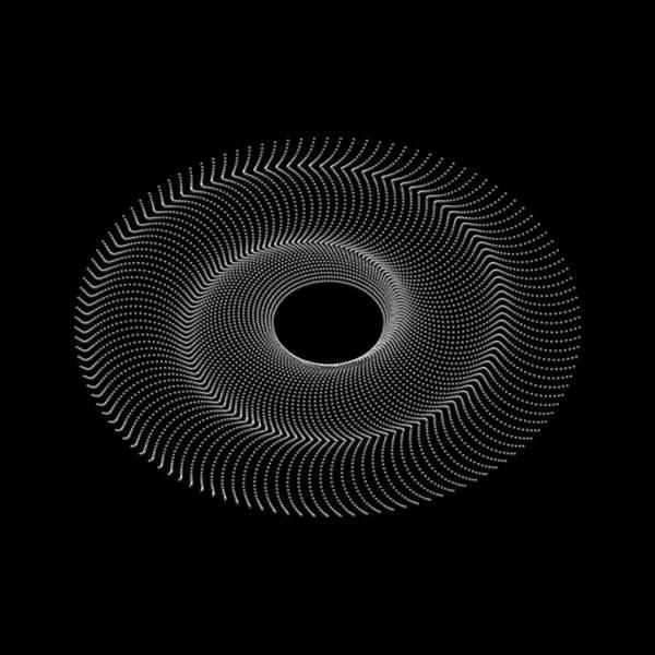 Digital Art - Spiral Bead Disc Ivk by Robert Krawczyk