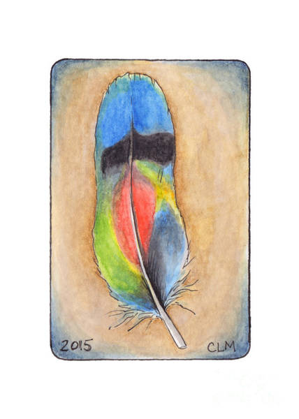 Photograph - Spirit Feather by Cheryl McClure