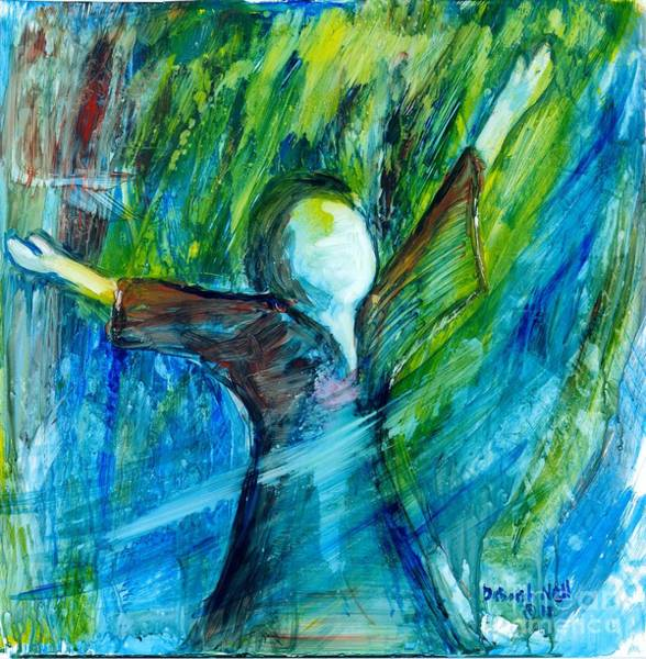 Painting - Spirit Move by Deborah Nell
