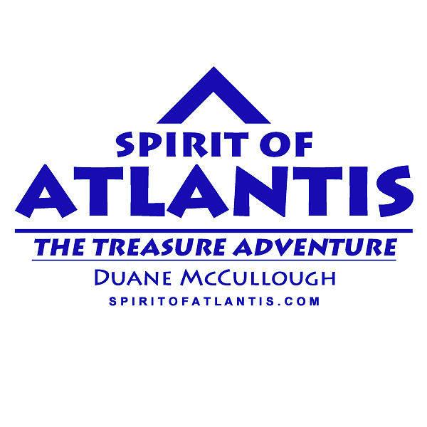 Photograph - Spirit Of Atlantis Logo by Duane McCullough