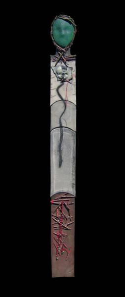 Sculpture - Spirit Of Mi by Bates Clark