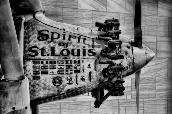 Wall Art - Photograph - Spirit Of St Louis by Mountain Dreams