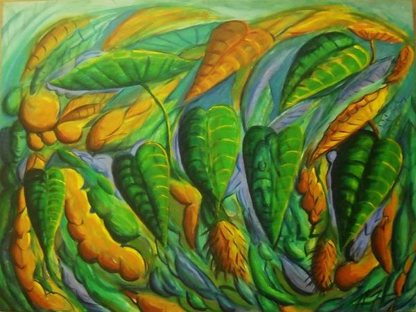 Streetart Mixed Media - Spirit Of The Aina by William Fien