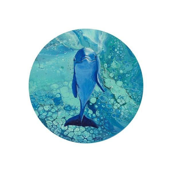 Painting - Spirit Of The Ocean by Darice Machel McGuire