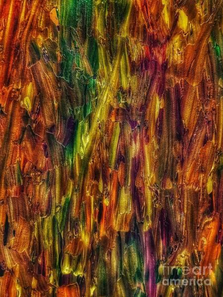 Painting - Spirit Revenant by Rachel Hannah