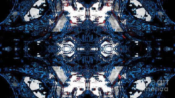 Digital Art - Spirit Rising 5 by SWMurphy