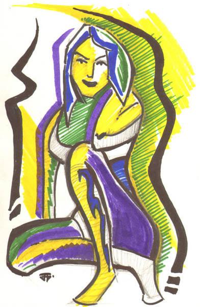 Painting - Spirit Vapors by John Jr Gholson
