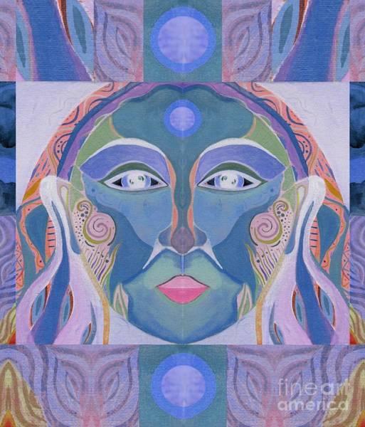 Digital Art - Spirit Woman by Helena Tiainen