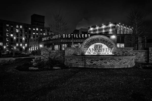 Mke Photograph - Spirits And History by CJ Schmit