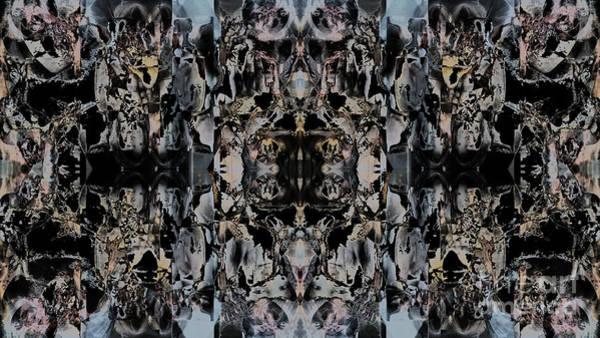 Digital Art - Spirits Rising 10 by SWMurphy