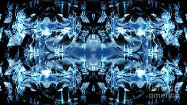Digital Art - Spirits Rising 12 by Asegia