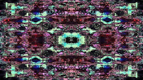 Digital Art - Spirits Rising 14 by Asegia