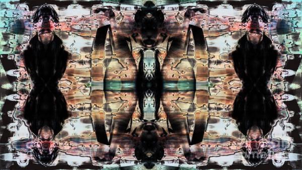 Digital Art - Spirits Rising 2 by SWMurphy