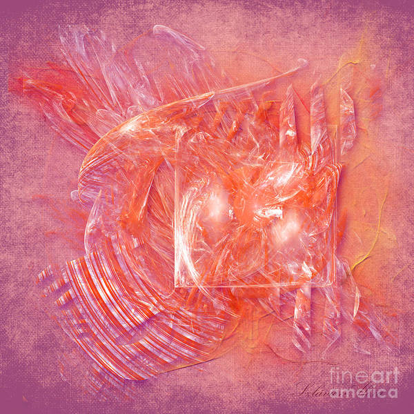 Digital Art - Spiritual Energy by Alexa Szlavics