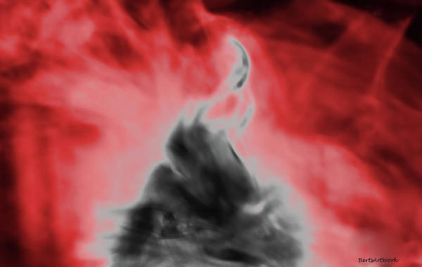 Photograph - Spiritual Flame by Roberta Byram