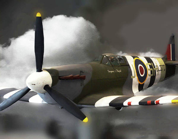 Photograph - Spitfire by Coleman Mattingly