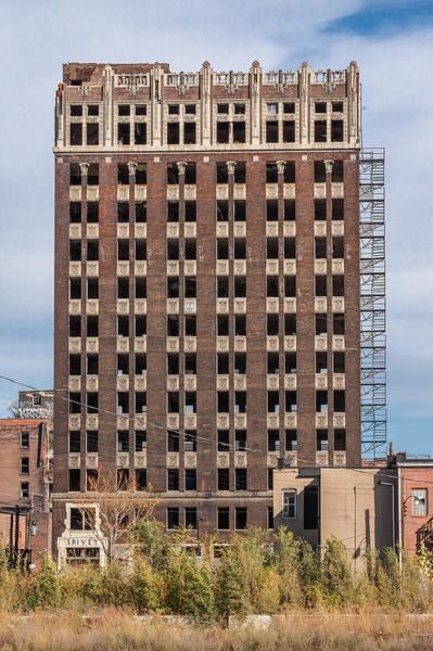 Photograph - Spivey Building by Robert FERD Frank