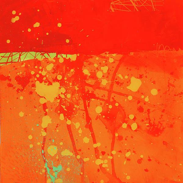 Wall Art - Painting - Splash 6 by Jane Davies