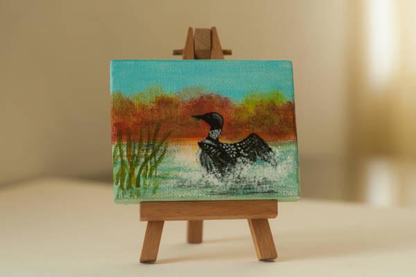 Painting - Splash by Elizabeth Mundaden