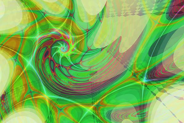 Digital Art - Splash by Frederic Durville