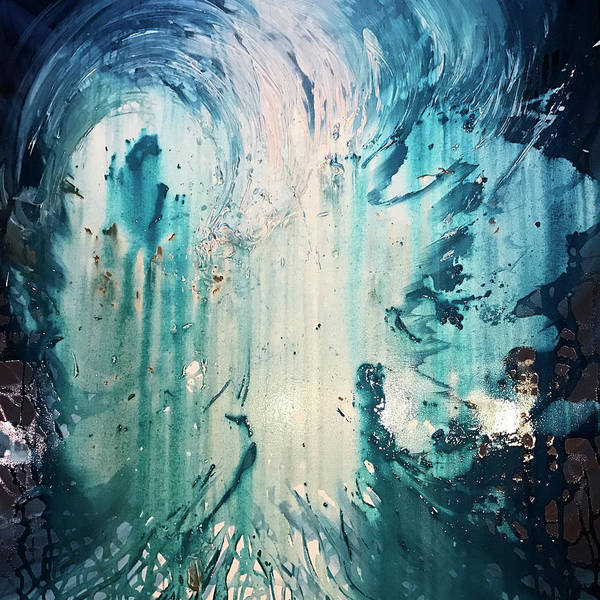 Painting - Splash by Michelle Pier