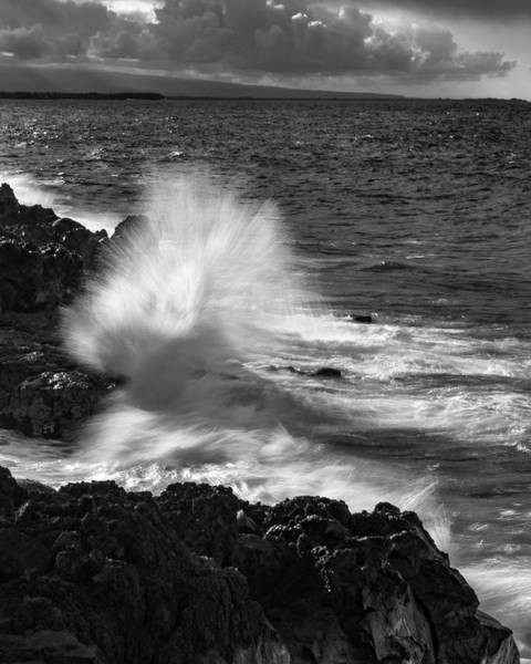 Photograph - Splash by William Dickman