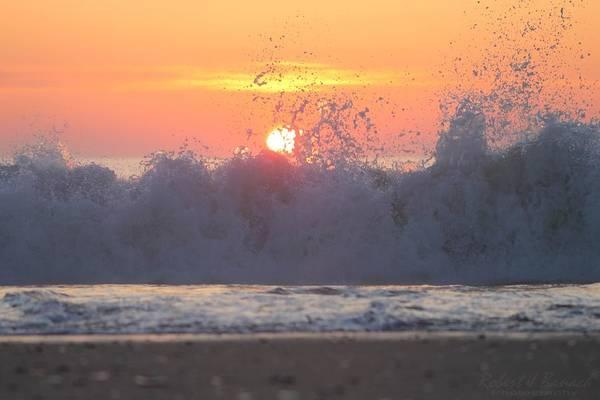 Photograph - Splashing High by Robert Banach