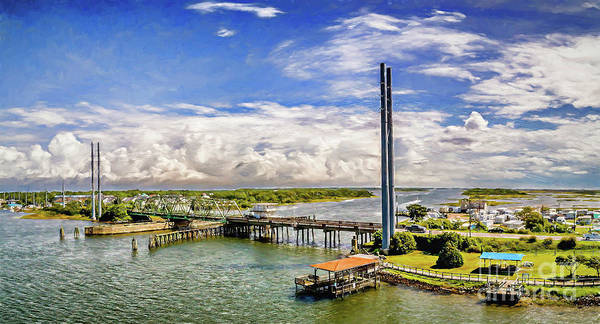 Photograph - Splendid Bridge by DJA Images