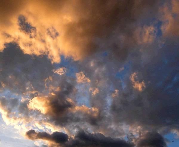 Wall Art - Digital Art - Splendid Cloudscape 5 by Will Borden