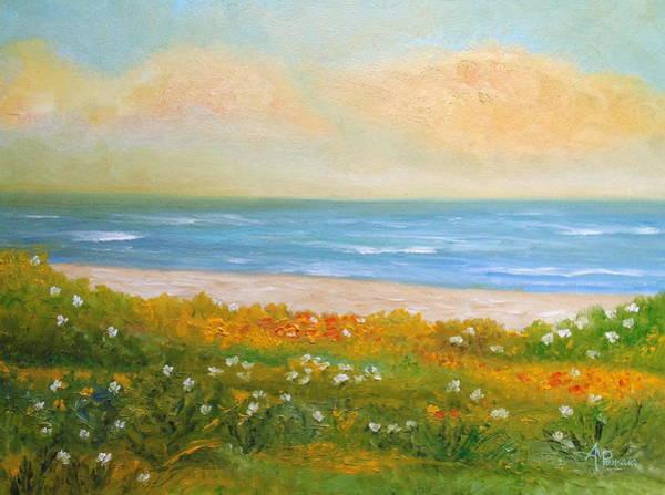 Painting - Splendor Rays by Angeles M Pomata