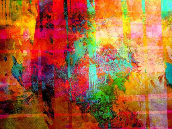 Digital Art - Splish Splash by Robert Grubbs