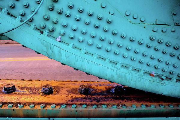 Photograph - Cass Street Bascule  Machinery by John McArthur