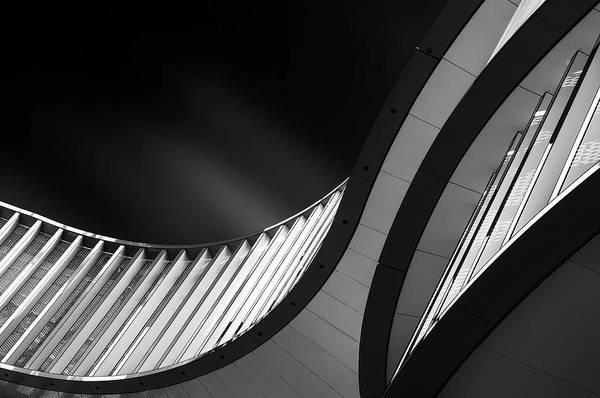 Skyline Wall Art - Photograph - Split Lines by Gerard Jonkman