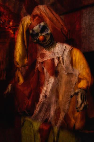 Spoils, The Clown Art Print