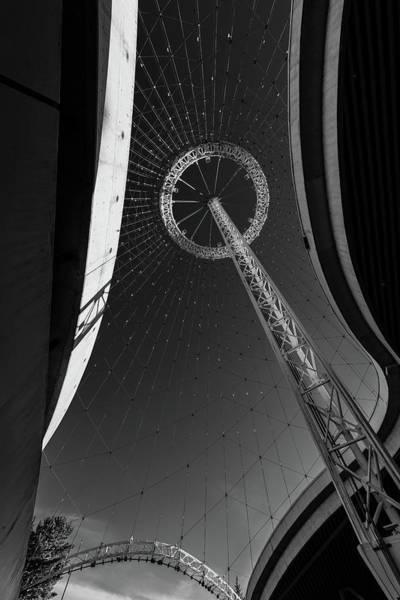 Spokane Photograph - Spokane Wa Expo 1974 Pavillion by Steve Gadomski