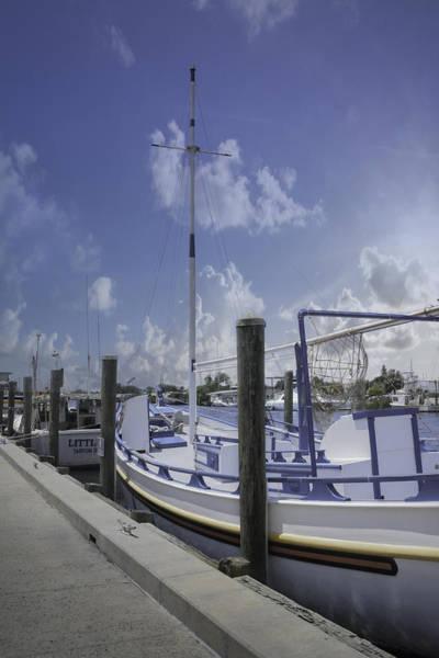Photograph - Sponge Docks by Judy Hall-Folde