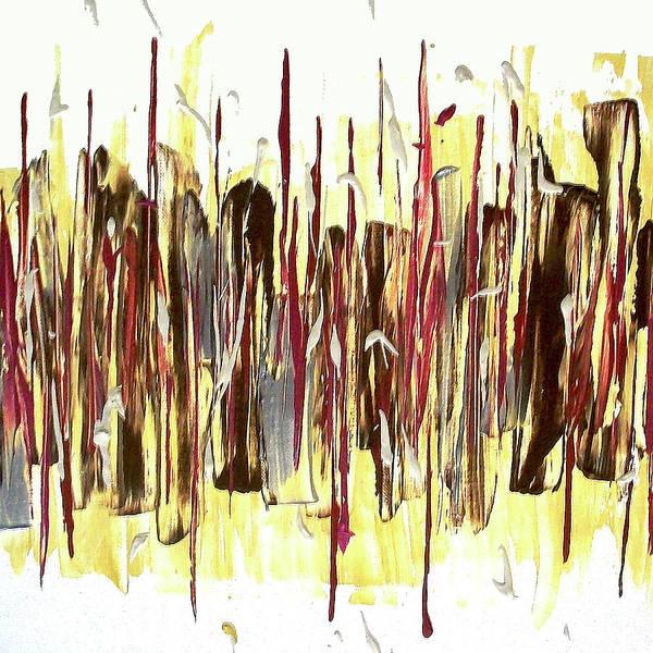 Painting - Spontanaeity by Jilian Cramb - AMothersFineArt