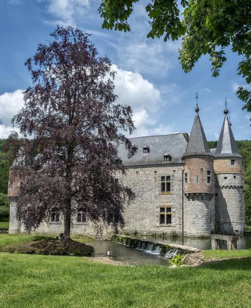 Photograph - Spontin Medieval Castle by Jeremy Lavender Photography