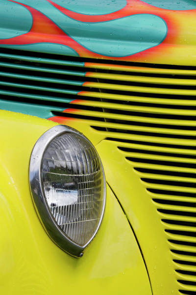 Wall Art - Photograph - Sporty Hot Rod by Betty Denise