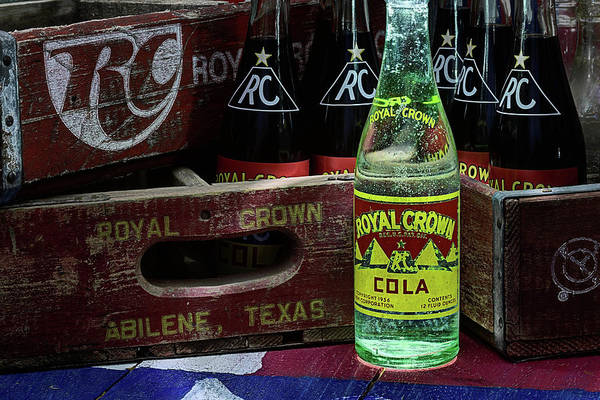 Photograph - Spotlight On Rc Cola by JC Findley