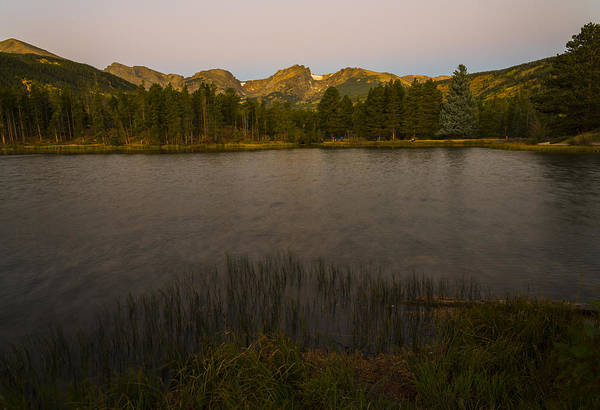 Photograph - Sprague Lake by Gary Lengyel