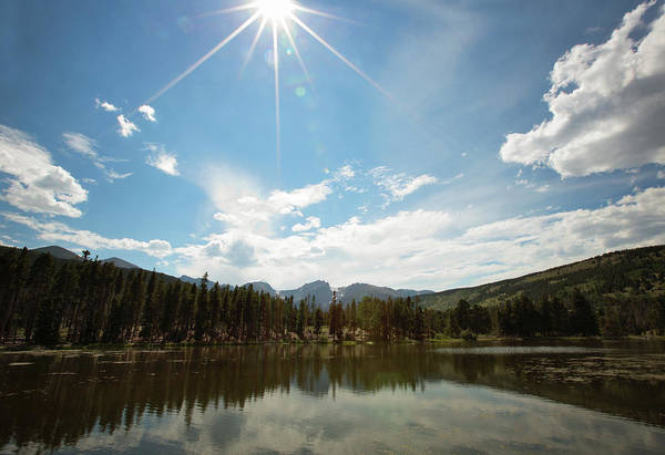 Photograph - Sprague Lake by Sue Collura
