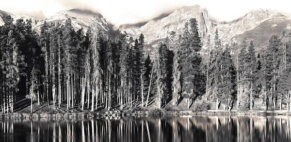 Wall Art - Photograph - Sprague Lake by Thomas Bomstad
