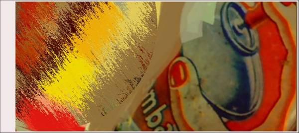 Photograph - Spray Can 2 by Ana Johnson