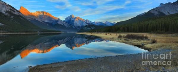 Photograph - Spray Lake Reflections by Adam Jewell
