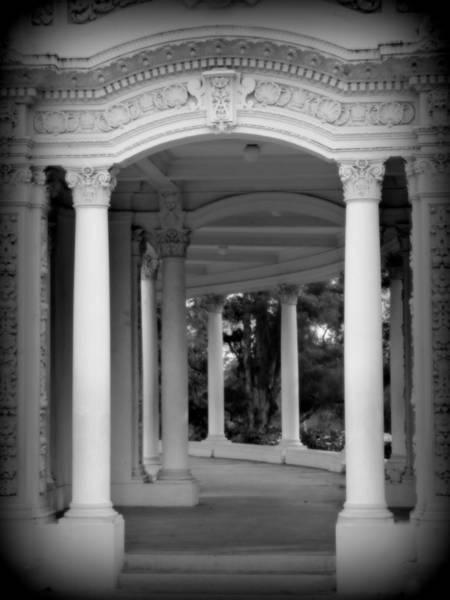 Prado Photograph - Spreckels Organ Pavillion by Karyn Robinson