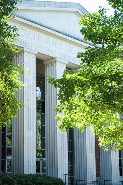 Photograph - Spring At Uga by Parker Cunningham