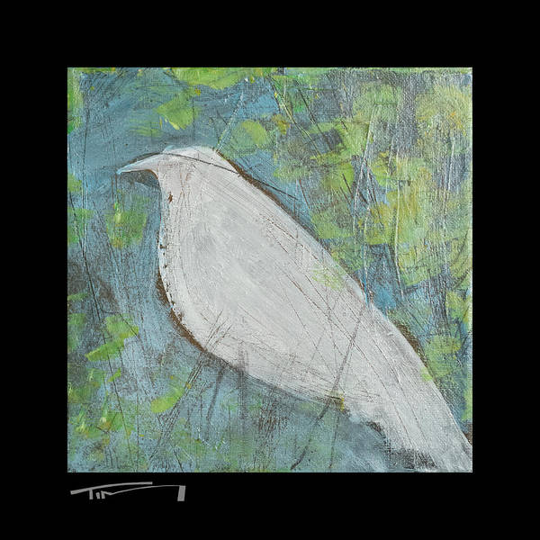 Painting - Spring Bird by Tim Nyberg