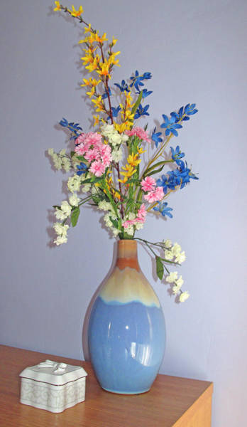 Wall Art - Photograph - Spring Bouquet by Barbara McDevitt