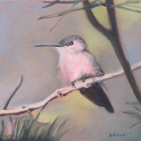 Painting - Spring Break by Donna Tuten